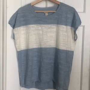 J.Crew short sleeve sweater